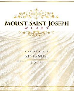 2015 Mount Saint Joseph California Zinfandel