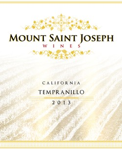 2014 California Tempranillo