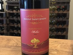 2015 Sierra Foothill Malbec Image